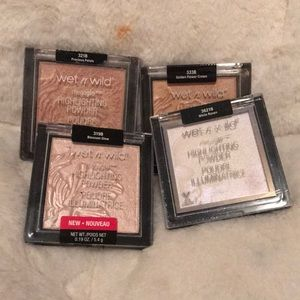 Wet n Wild Highlight Bundle